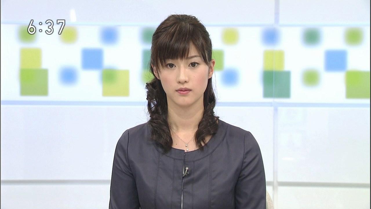 NHKの女子アナ・森花子