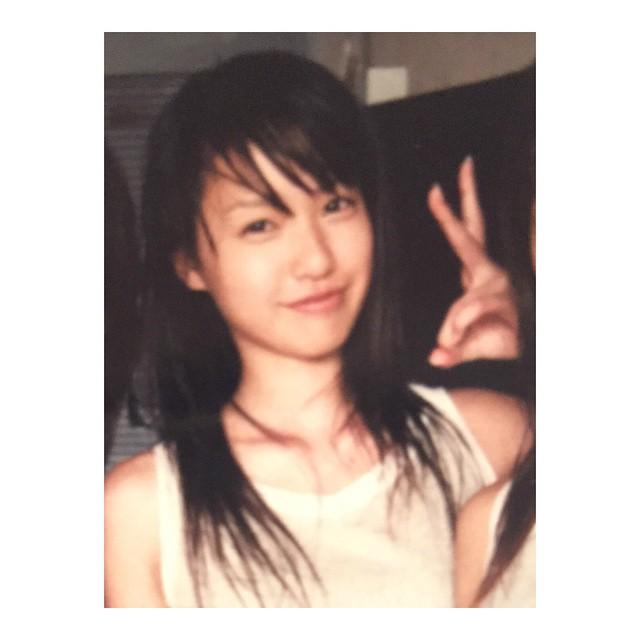 高校時代の戸田恵梨香