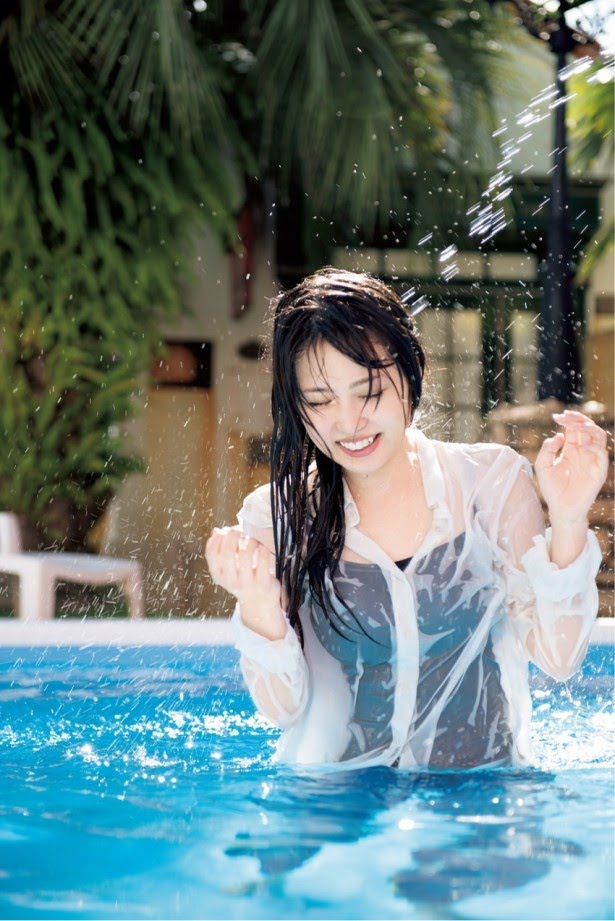 志田未来の水着画像