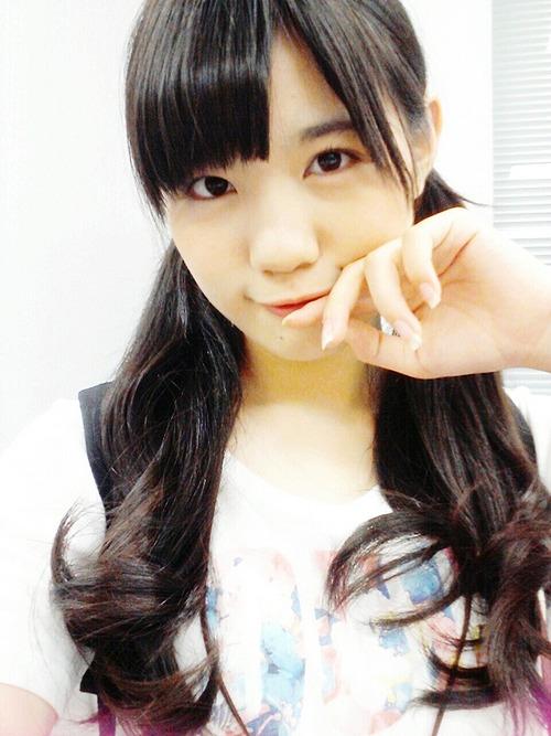 HKT48の田中優香