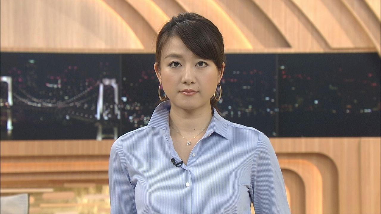 2015年5月6日、「あしたのニュース」の大島由香里アナ