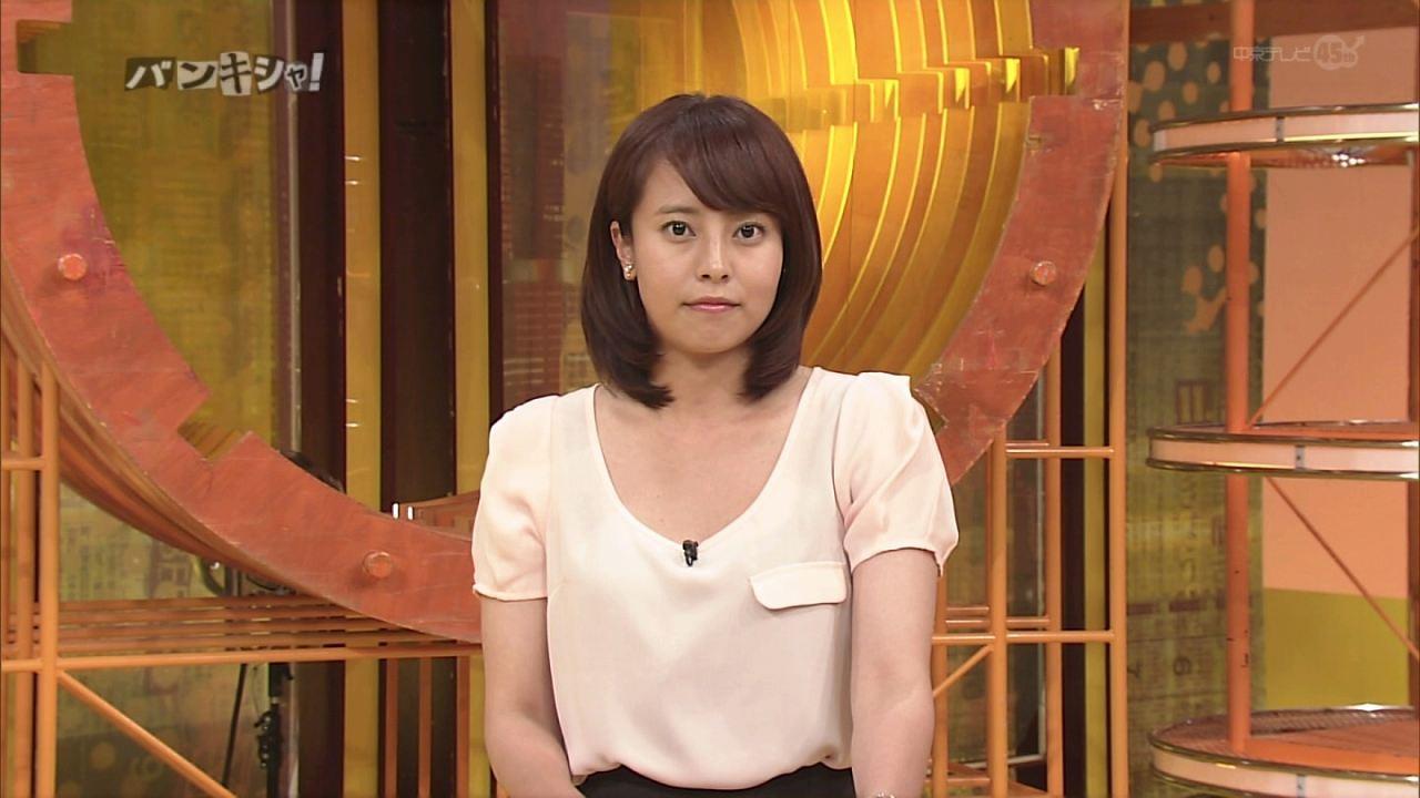 日テレの上田まりえアナ