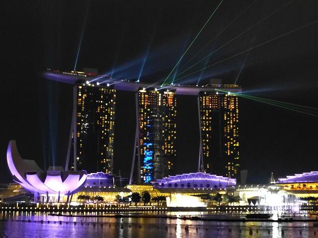 シンガポールのホテル、マリーナ・ベイ・サンズ