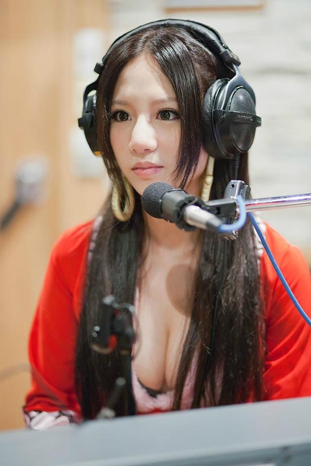 台湾の女の子のハンコックコスプレ