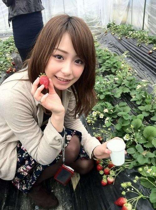 TBSの宇垣美里アナ