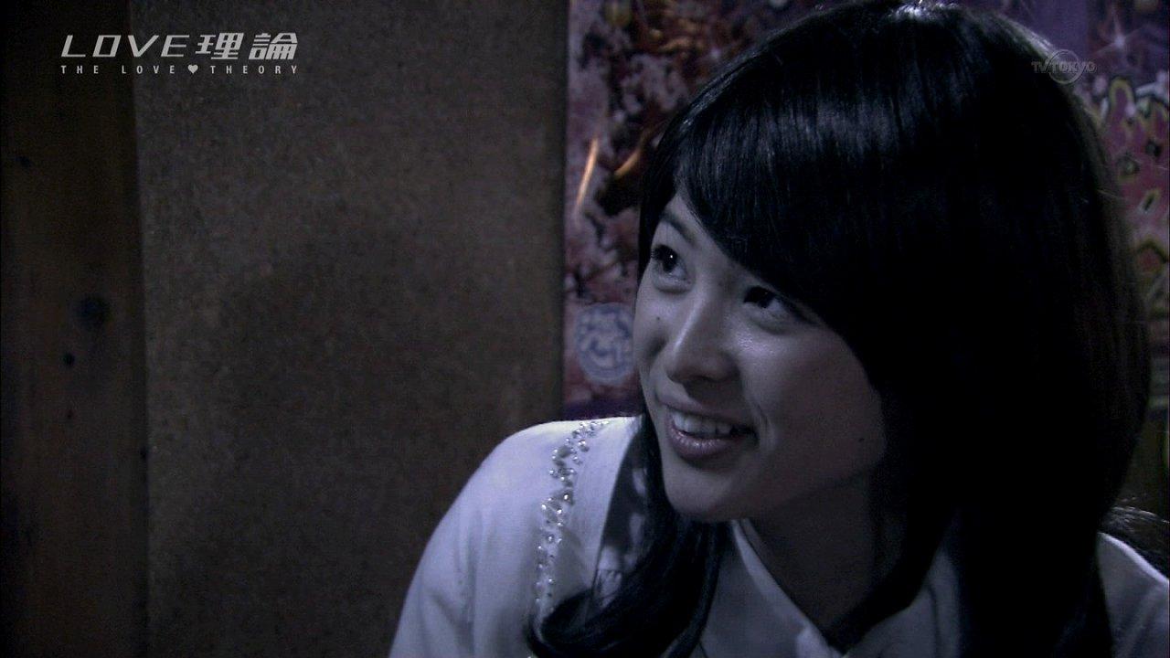 ドラマ「LOVE理論」第7話に出演した白石茉莉奈