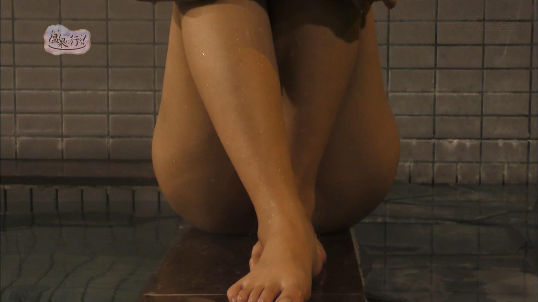 「もっと温泉に行こう!」可愛い女の子の全裸入浴