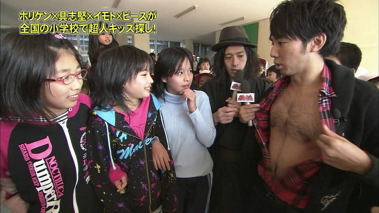 小学生の時にネプキッズリーグに出演した広瀬すず(本名:大石鈴華)