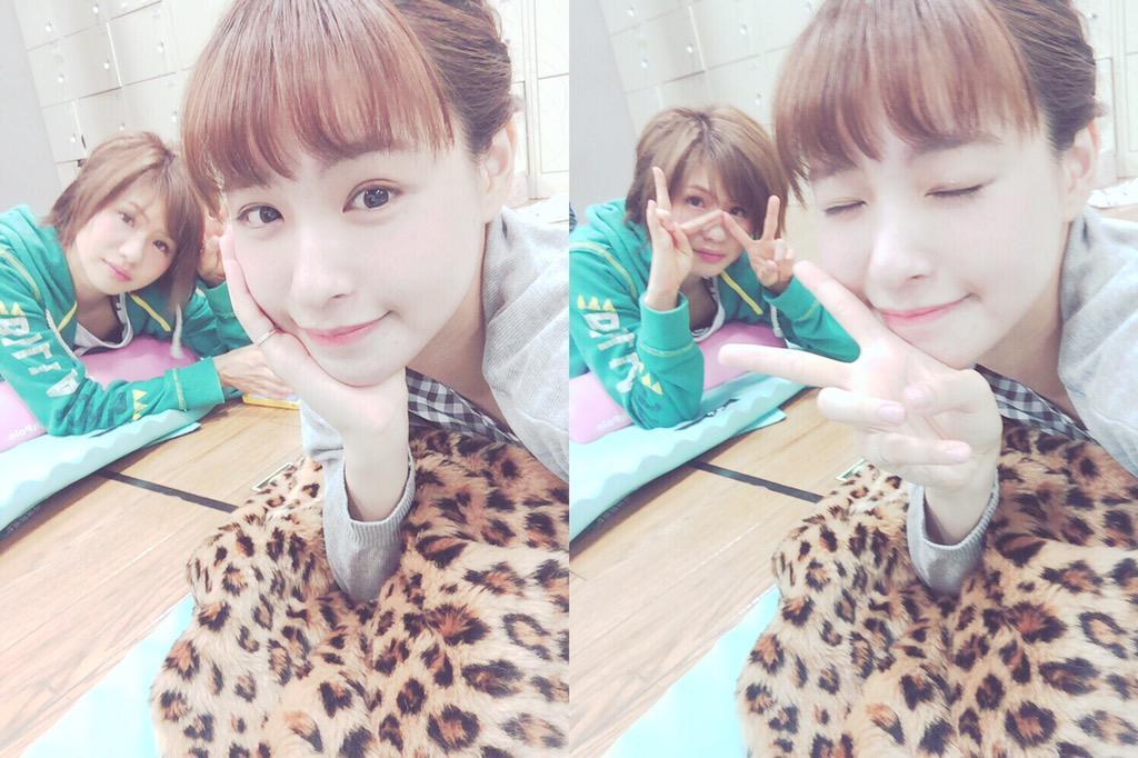 NMB48・谷川愛梨の大きめ黒乳首がポロリしてる画像