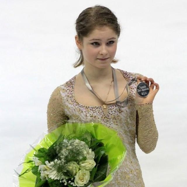 太って劣化したユリア・リプニツカヤ