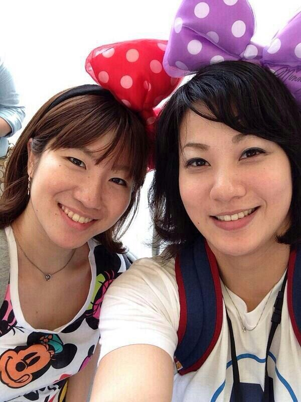 現在の女子バレー・吉村志穂、自撮り画像