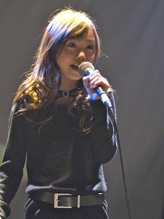 NMB48の西村愛華
