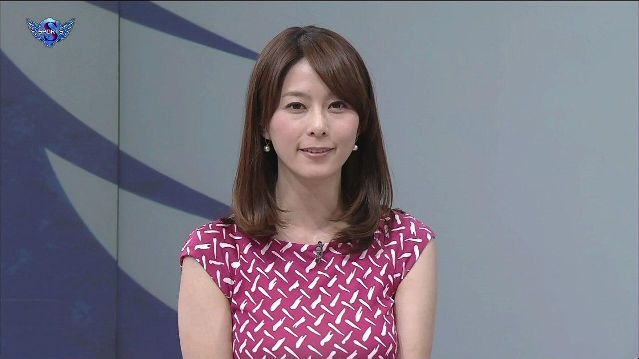 NHK「サンデースポーツ」の杉浦友紀アナ