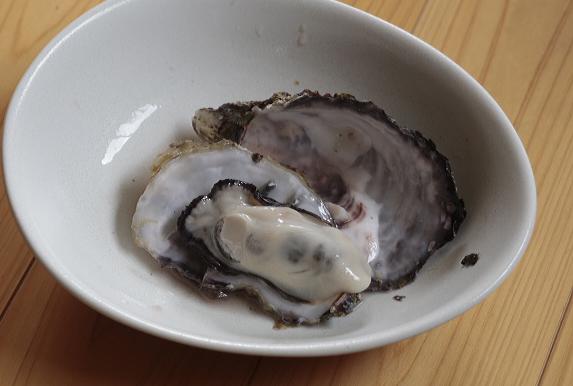 牡蠣レンジ後2