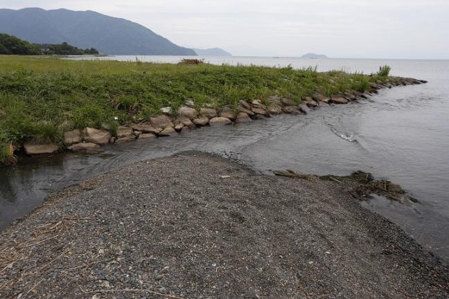 琵琶湖にそそぐ川1