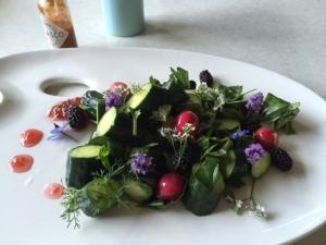 ひかりのめぐみサラダ