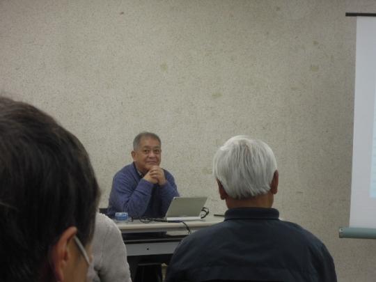 野口勲さん講演会 呉