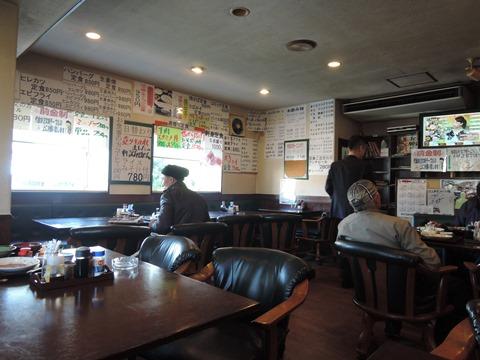 カフェ食堂みどり③