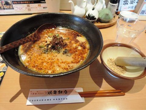 鶴亀飯店③