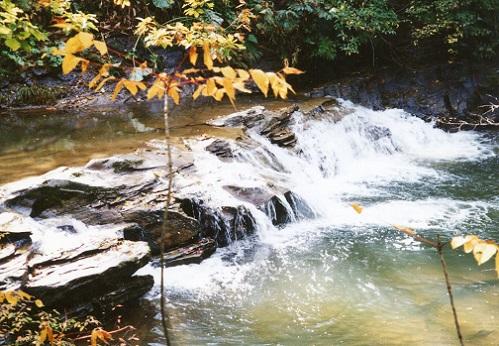 奈井江町1滝