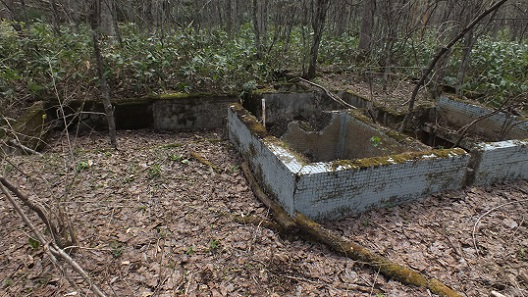 隆尾鉱山跡 (10)風呂