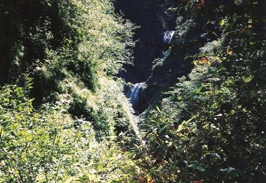 大星沢の滝 (1)