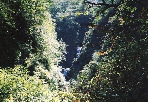 大星沢の滝 (4)