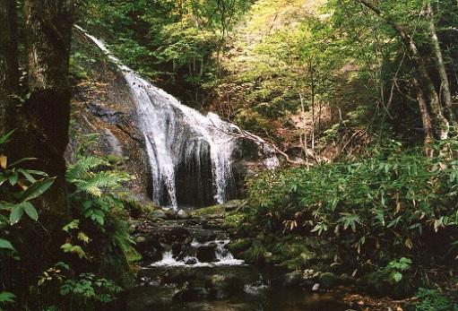 松倉川、白滝1
