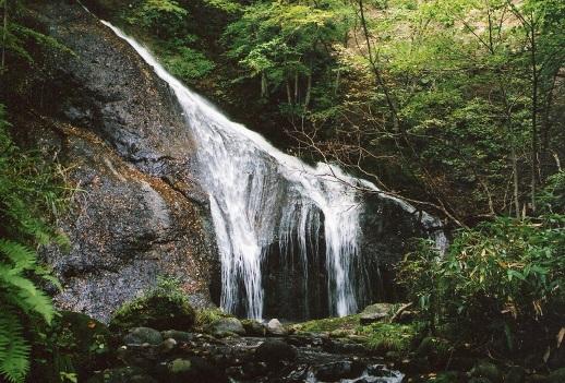 松倉川、白滝0