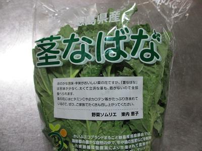 こんなお野菜見つけたよ