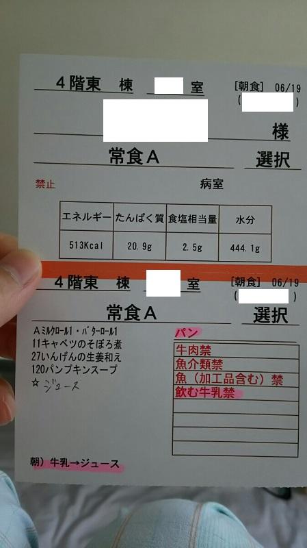 20150624用・病院食