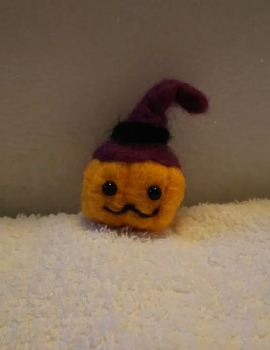 かぼちゃ前