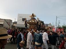 銚子祭り2015