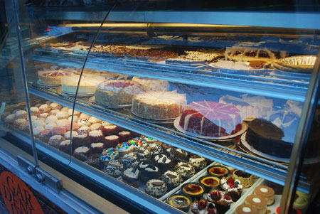 NY ケーキ屋さん
