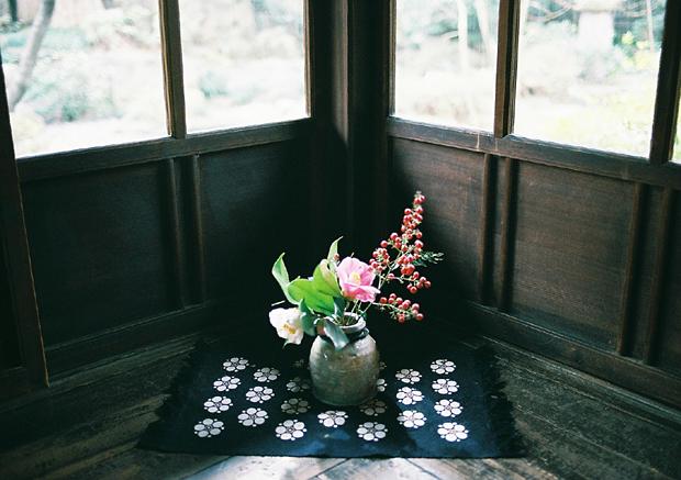 生けたお花が綺麗でした~♪