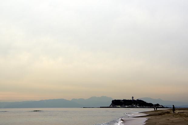 江の島~が見えるぅ♪