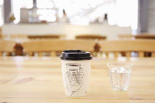 神楽坂でお茶そしています