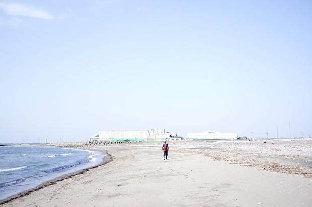 この浜じゃありませーん。
