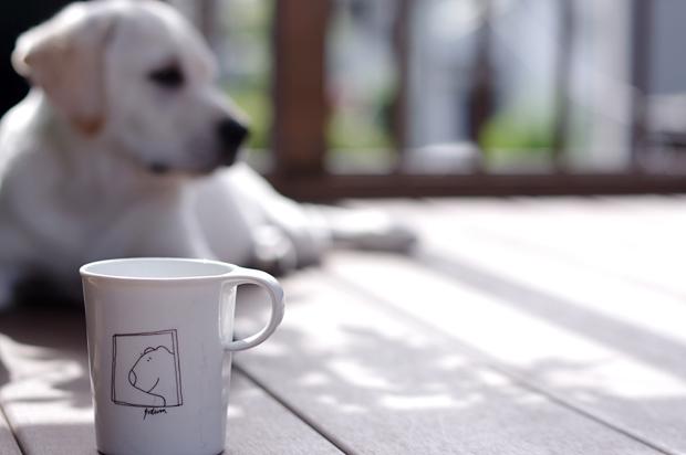 朝のコーヒー♪