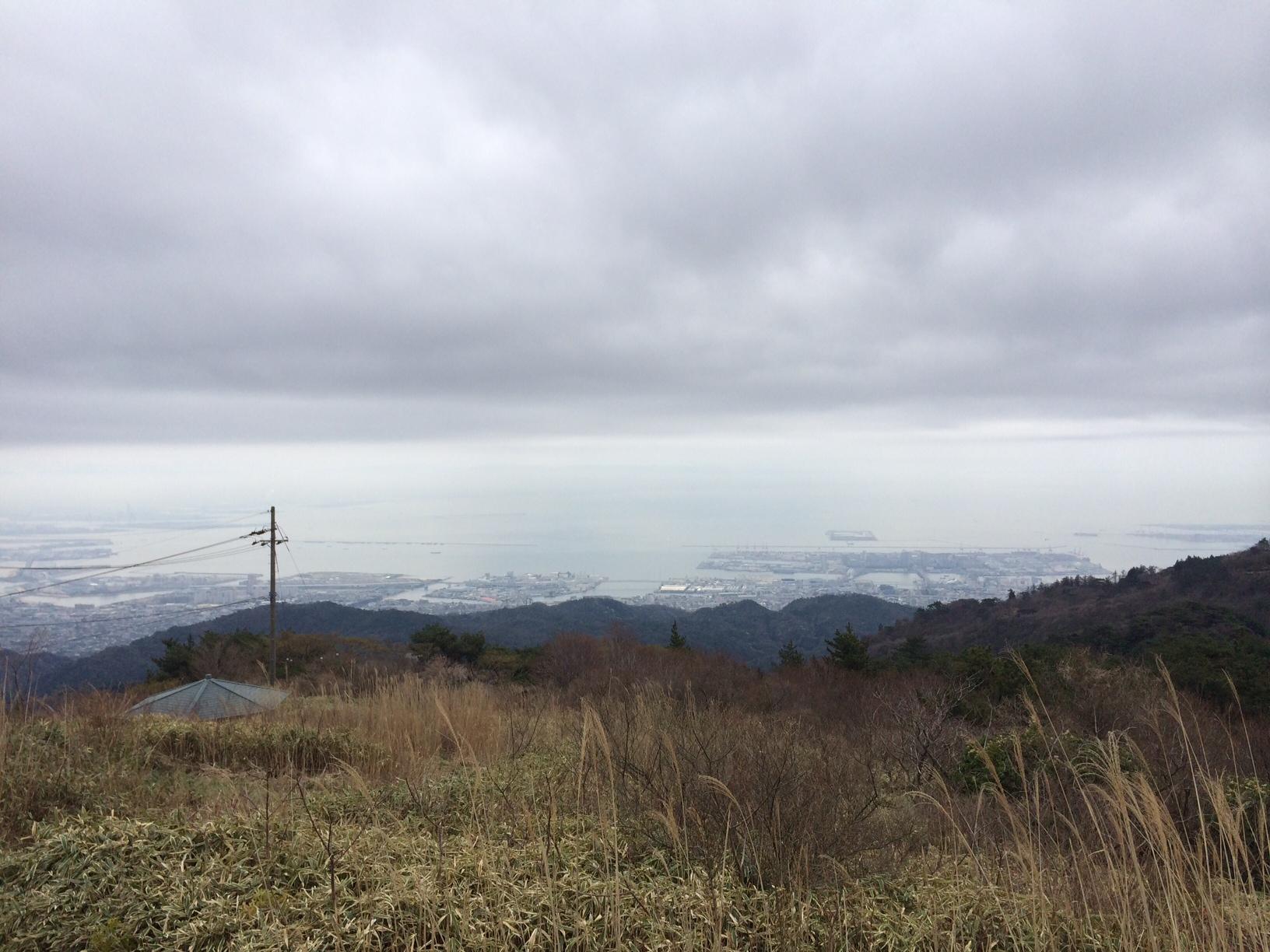 山頂景色0409