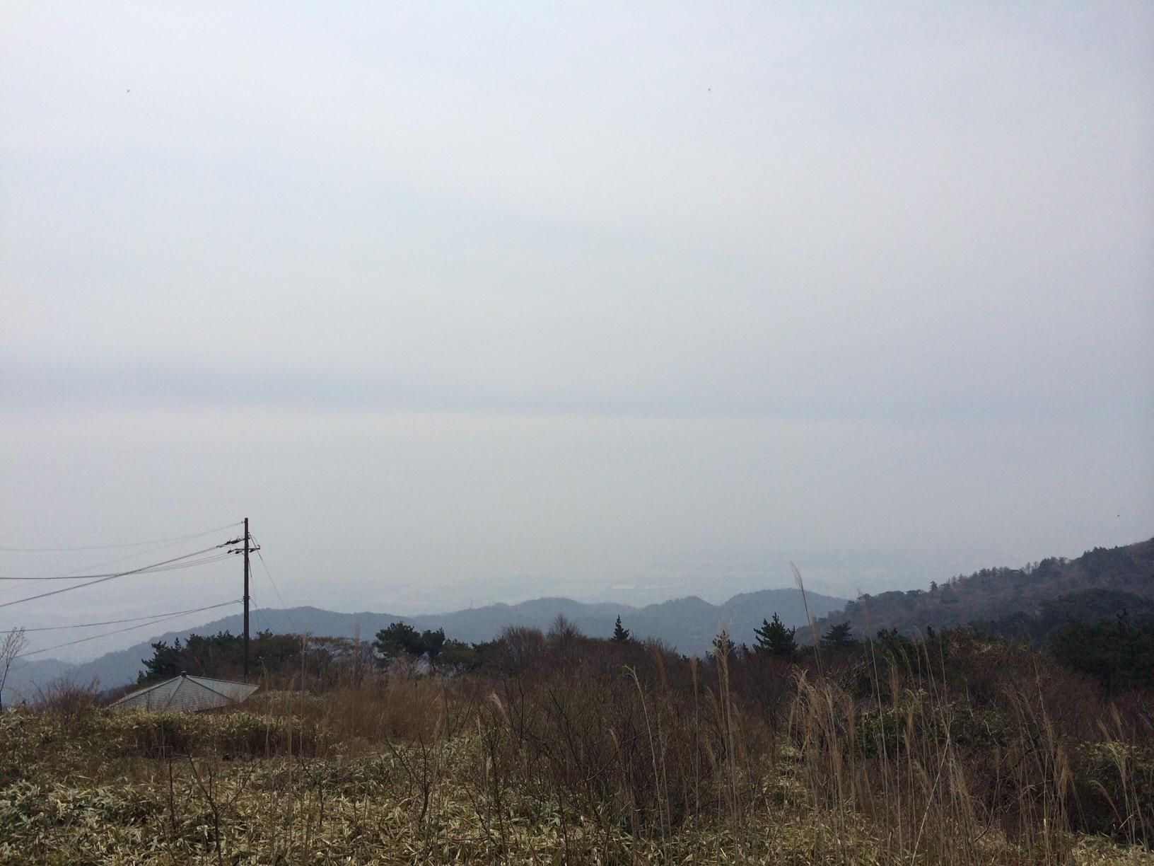 六甲山景色150416
