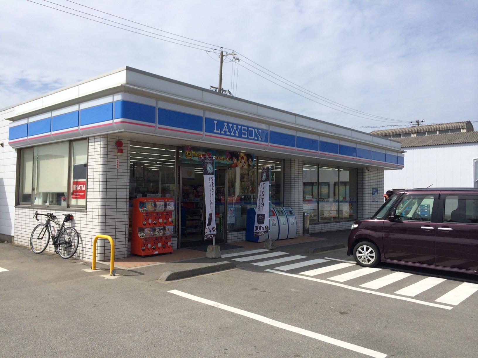 慶野松原ローソン150421