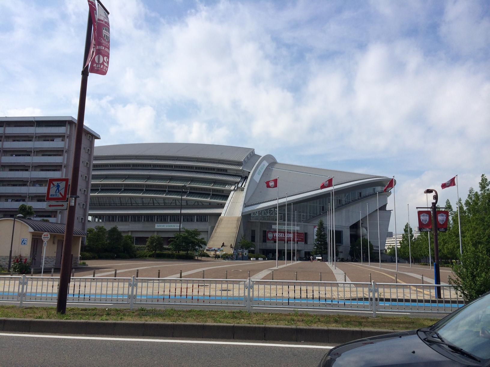 ノエビアスタジアム神戸150519