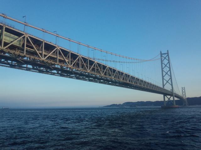 明石海峡大橋2011