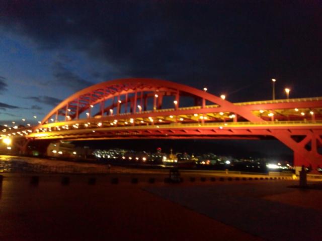 神戸大橋2011