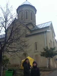 城塞内教会