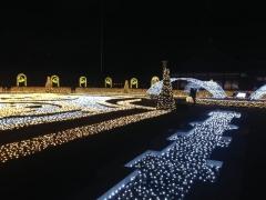 大阪城マッピング