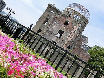 平和記念公園2015-5月