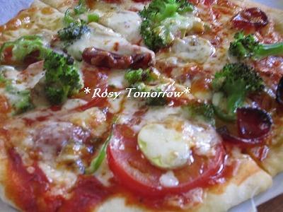 まきさんピザ