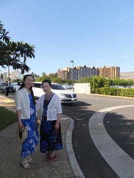 ハワイの結婚式3